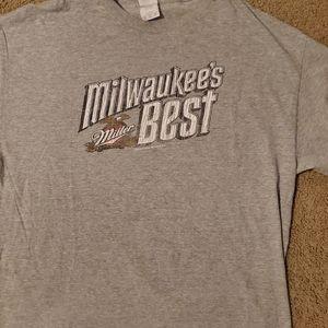 2004 Milwaukee's Best shirt